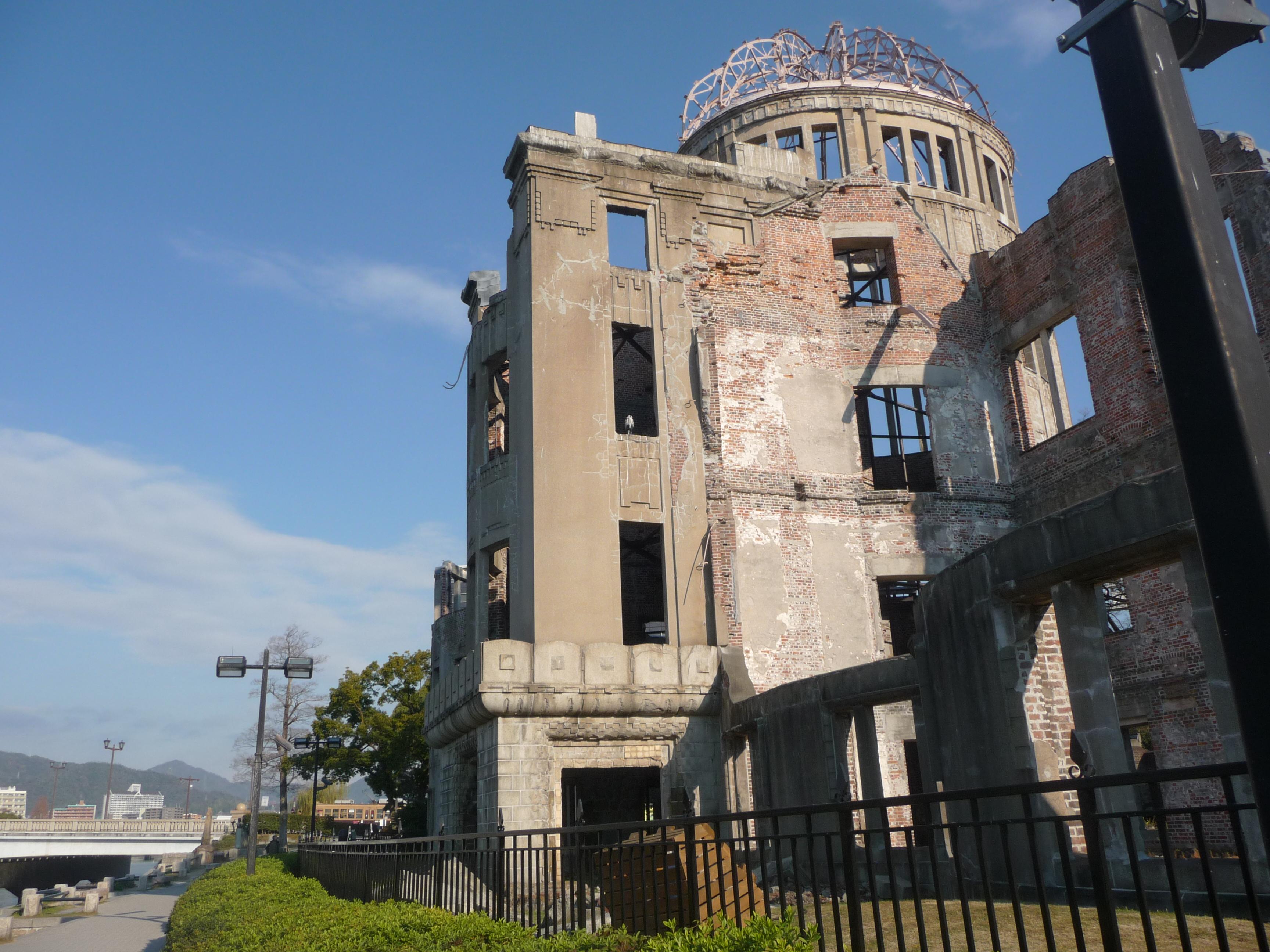 Hiroshima, deux points d'intérêt