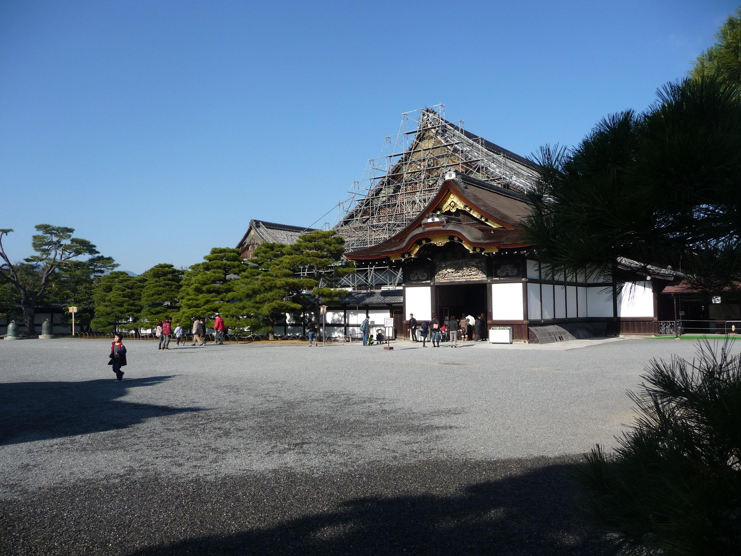Kyôto, une ville touristique