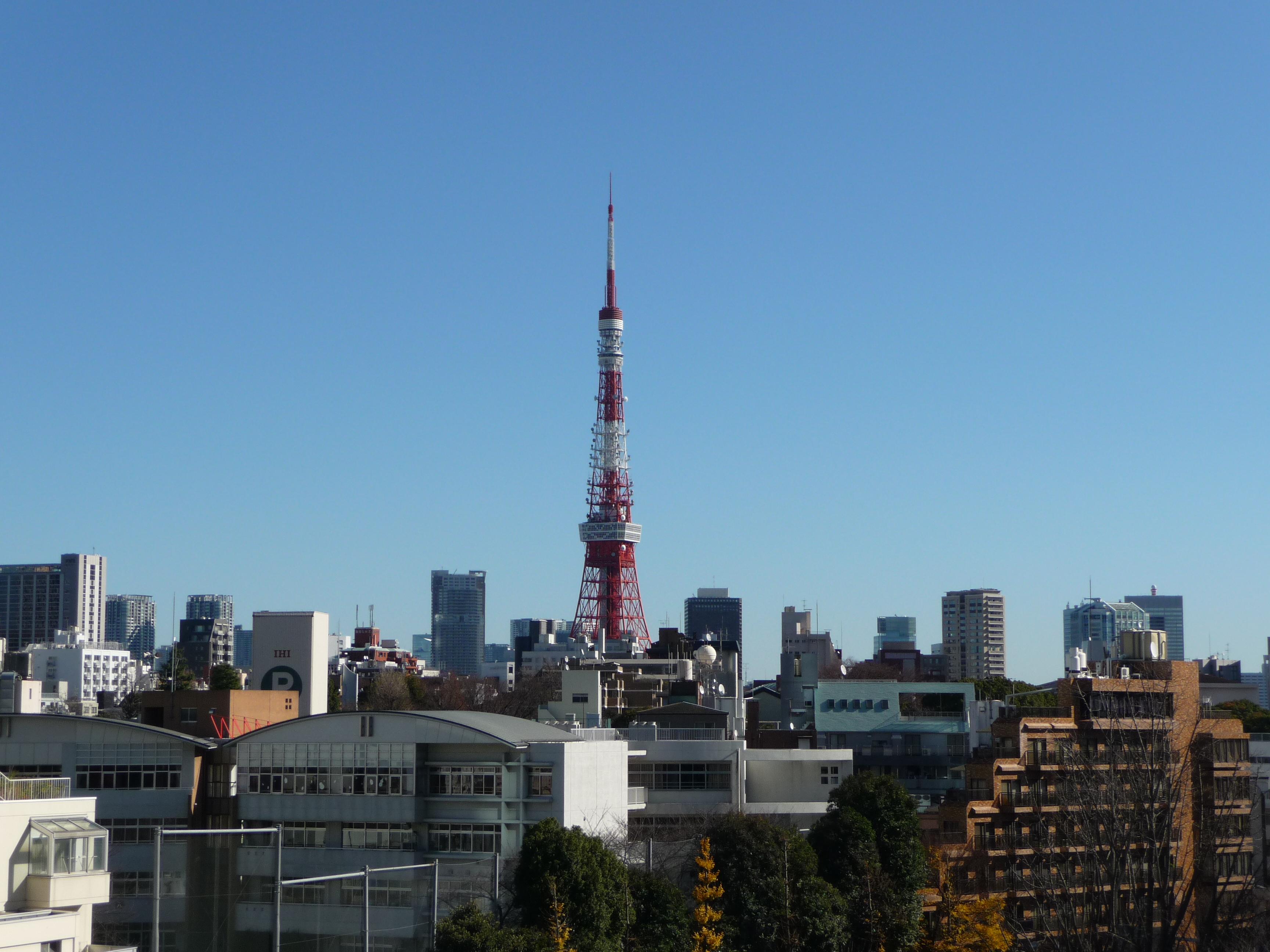 Tôkyô Tower!